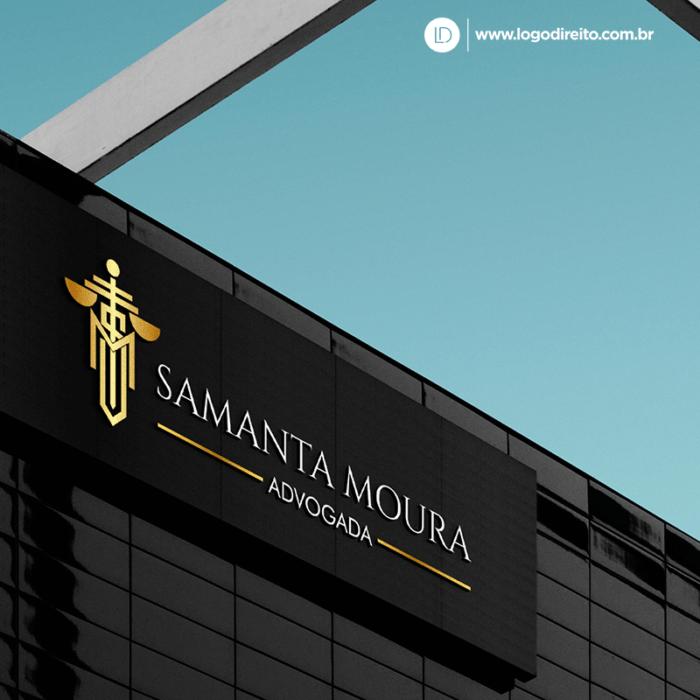 Logomarca-Advogada-Samanta Moura